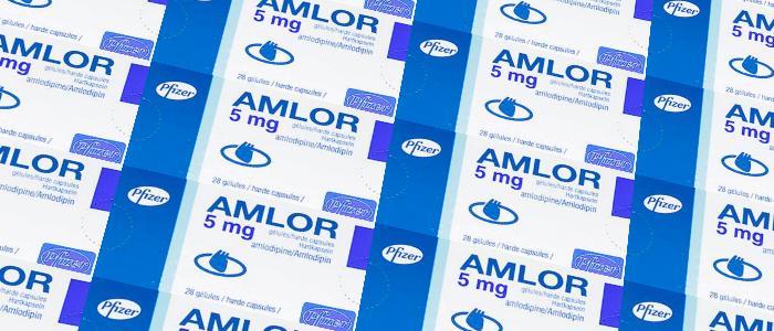 أملور – علاج ضغط الدم المرتفع و للوقاية من نوبات الذبحة الصدرية