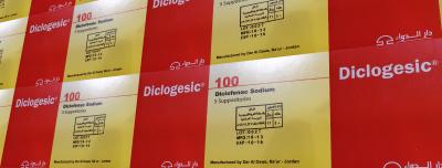 ديكلوجيسيك(ديكلوفيناك صوديوم)- مسكن ومضاد للإلتهاب