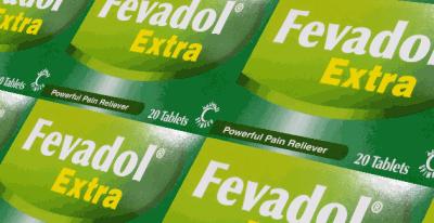 فيفادول إكسترا – مسكن وخافض حرارة