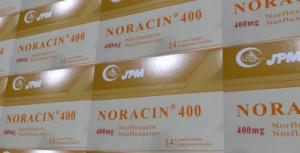 NORACIN- Norfloxacin for UTI