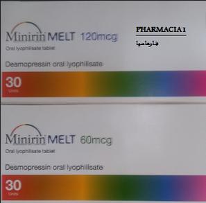 MINIRIN MELT BY PHARMACIA1