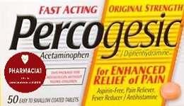 Percogesic tablet