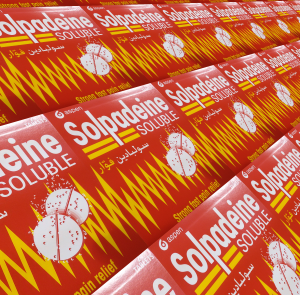 Solpadeine Soluble Tablets- Product Information