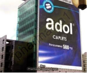 أدول كابلت Adol tablet