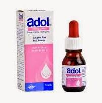 أدول نقط للرضع Adol oral drop