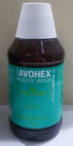 أفوهيكس غسول الفم avalon avohex mouth wash