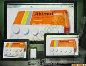 ابيمول اقراص Abimol tablet