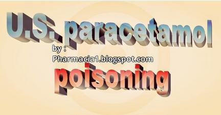 إحصائيات التسمم بالباراسيتامول