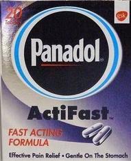 بانادول اكتيفاست panadol actifast