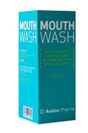 أفالون بوفيدون غرغرة avalon povidone iodine MOUTH WASH