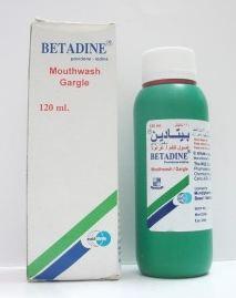 بيتادين غسول الفم BETADINE MOUTH WASH