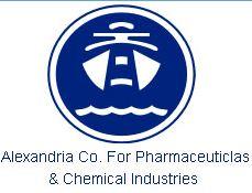 شعار شركة الاسكندرية للصناعات الدوائية