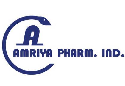 شعار شركة العامرية للصناعات الدوائية