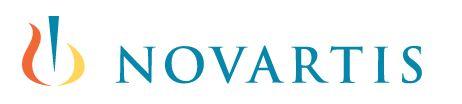 شعار شركة نوفارتس للصناعات الدوائية