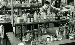 صورة لمختبرات تطوير الإبحاث الدوائية لشركة 1917ساندوز