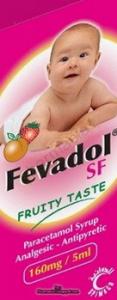 فيفادول شراب fevadol syrup