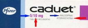 كادويت أقراص caduet tablet