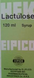 لاكتيلوز شراب