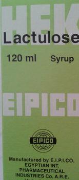 لاكتيلوز شراب LACTULOSE SYRUP