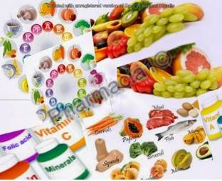 علامات و أعراض نقص الفيتامينات