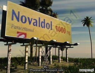 نوفالدول أقراص Novaldol Tablet فارماسيا