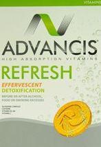 ADVANCIS REFRESH EFF TAB