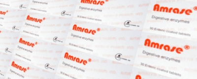AMRASE TABLET BY PHARMACIA1