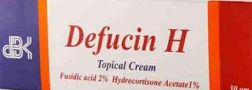 Defucin H Topical Cream