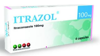 ITRAZOL CAPSULE اترازول كبسول