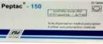 Peptac 150 tablets