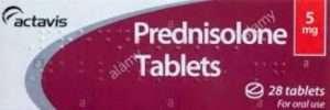 Prednisolone by actavis