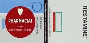 Restamine-Loratadine generic
