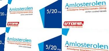 amlosterolen tab أملوستيرولين أقراص