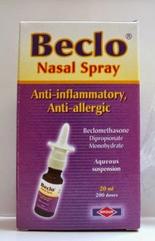 beclo nasal spray بيكلو بخاخ للانف