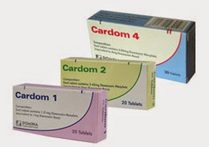 cardom tablet كاردوم اقراص