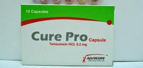 كيور برو كبسول Cure Pro capsule