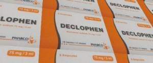 declophen ampoule ديكلوفين حقن