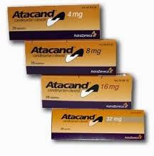 أتاكاند أقراص Atacand tablet