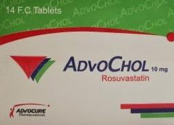 أقراص أدفوكول ADVOCHOL TABLET