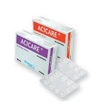 أسيكير أقراص لعلاج حموضة المعدة