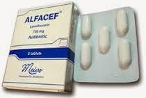 الفاسيف 750 ملليجرام- مضاد حيوى واسع المجال | Alfacef