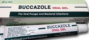 باكازول جل الفم BUCCAZOLE ORAL GEL