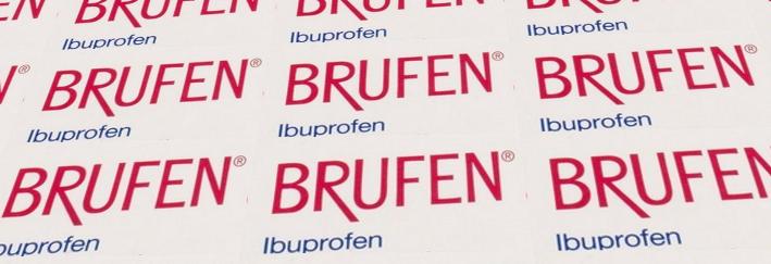 بروفين BRUFEN – ابيوبروفين