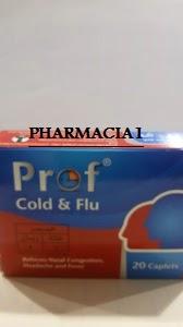 بروف كولد اند فلو PROF COLD & FLU
