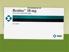 رينيتك أقراص Renitec tablet