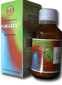 فيورازول شراب FURAZOLE SUSPENSION