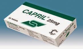 كابوتريل أقراص Capotril tablet