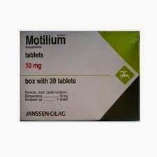 موتيليوم أقراص لعلاج الغثيان و القىء