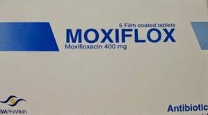 MOXIFLOX 400 MG TABLET