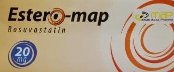 أقراص إستيرو – ماب ESTERO – MAP TABLET